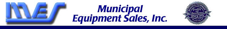 Municipal Equipment Sales