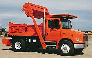 Street Repair, Road Maintenance, Debris Removal Equipment offered by  Municipal Equipment Sales, Inc.