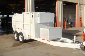Sanitation Equipment From Municipal Equipment Sales Inc